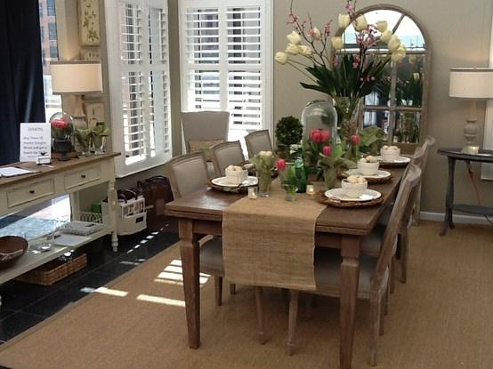 Dining Room Tracy Dunham Of Decor Boutique Interior Design Showcase March 2012