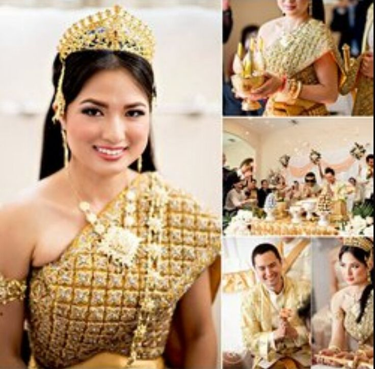 89 Best Images About Cambodian Dress On Pinterest