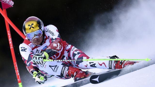 Ski: l'ogre Marcel Hirscher contre la terreur Henrik Kristoffersen