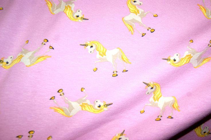 Dapper 15 6469-11 Tricot eenhoorn roze