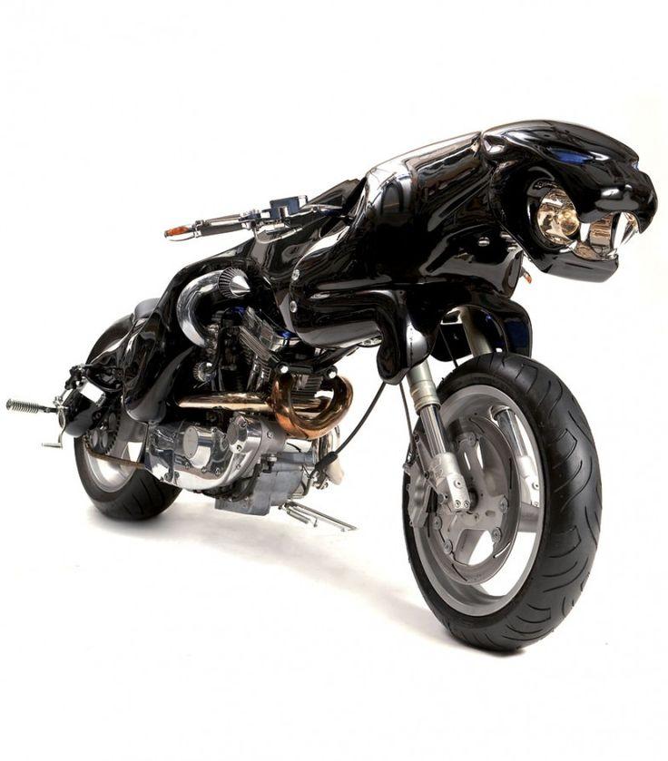 всего картинки пантеры как мотоцикл правильно подобрать шампунь