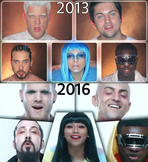 Pentatonix Daft Punk and Perfume Melody
