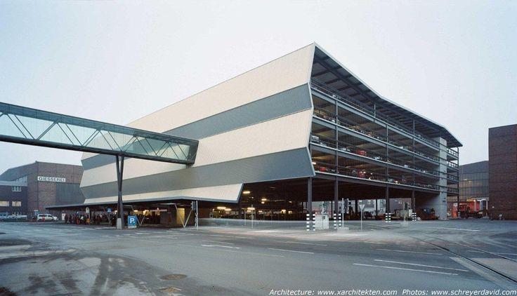 Multi-Level Parking voestalpine / x Architekten