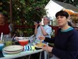 BBQ at the JonesZick backyard
