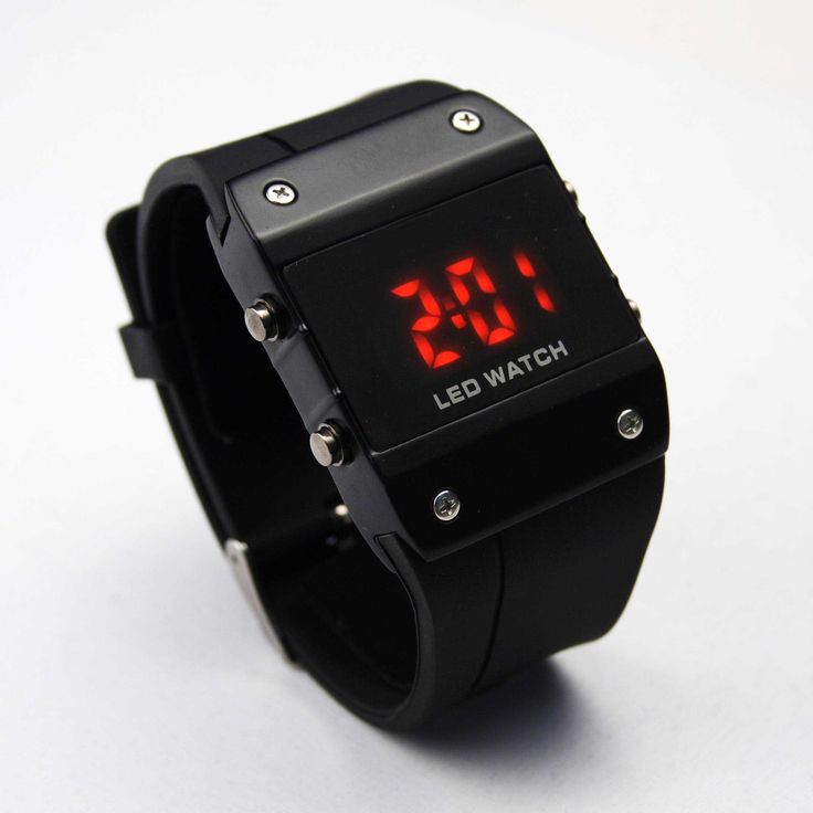 led it s a great item for birthday gift watches