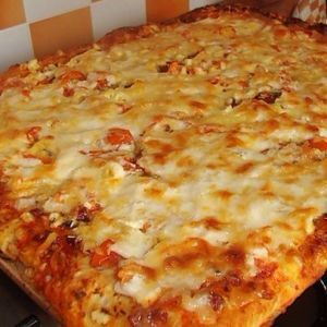 Fast pizza for baking. Recipes with photos.