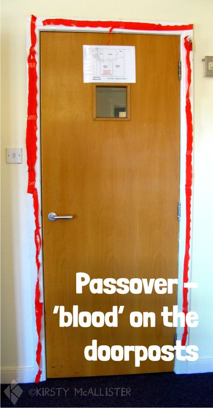 Miscellany of Randomness: Sunday School Passover activities