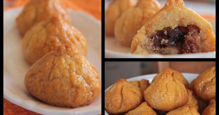 Hem incir görünümümde hem de incirli harika bir tatlı!Şimdiden uyarıyım yaptıkça tekrar yapmak isteyeceksiniz ve yemeye doyamayacaksınız:)  ...