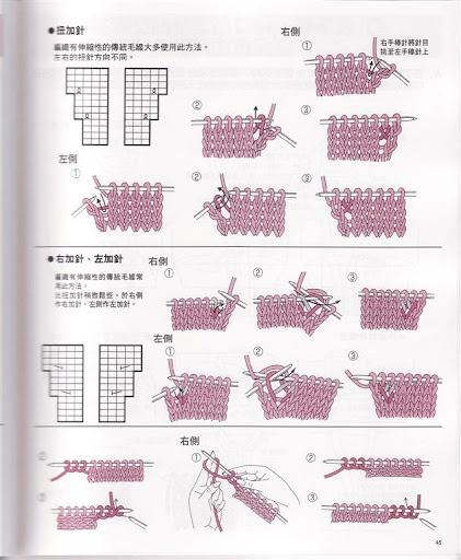 lezioni di maglia 3