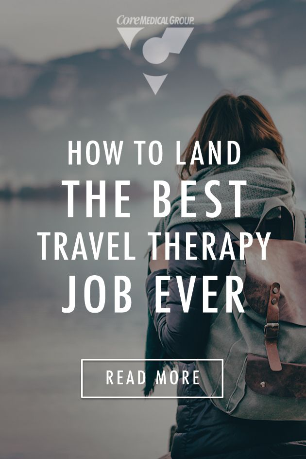 sample resume for massage therapist student%0A Excited about a potential career in travel therapy  Learn how you can  obtain your dream