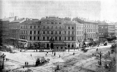 Kondor Vilmos | Budapest Noir | Abbázia Kávéház | #budapest #book #crime