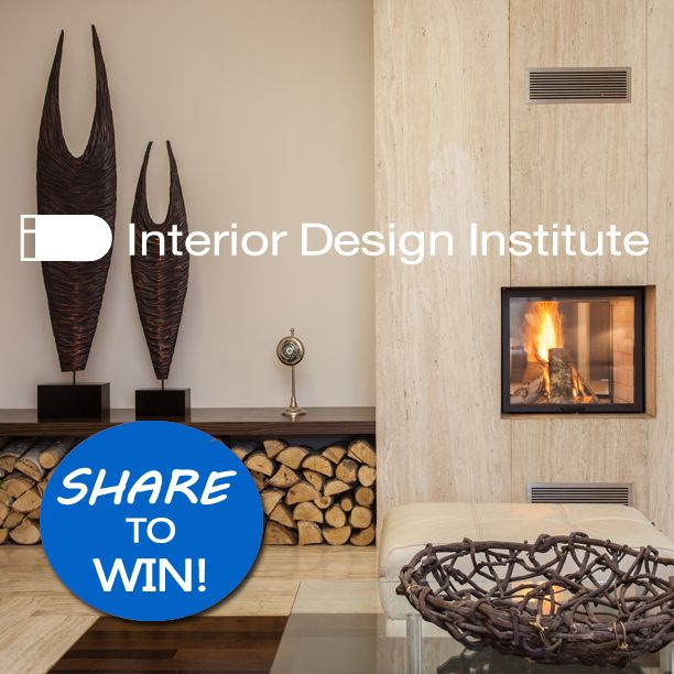 With The Launch Of Our Newly Designed Website We Want To Give You Chance Win A FREE Interior Design Course At IDI All Need Do Is Share This