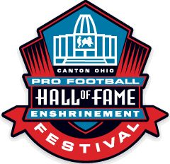 Hall of Fame Weekend Package - It's one of my dreams to visit the Pro Football Hall of Fame in Canton, Ohio.  I want to not only go there, but want to attend the enshrinement ceremony of one of my favorite figures, get autographs, and do the whole nine yards.