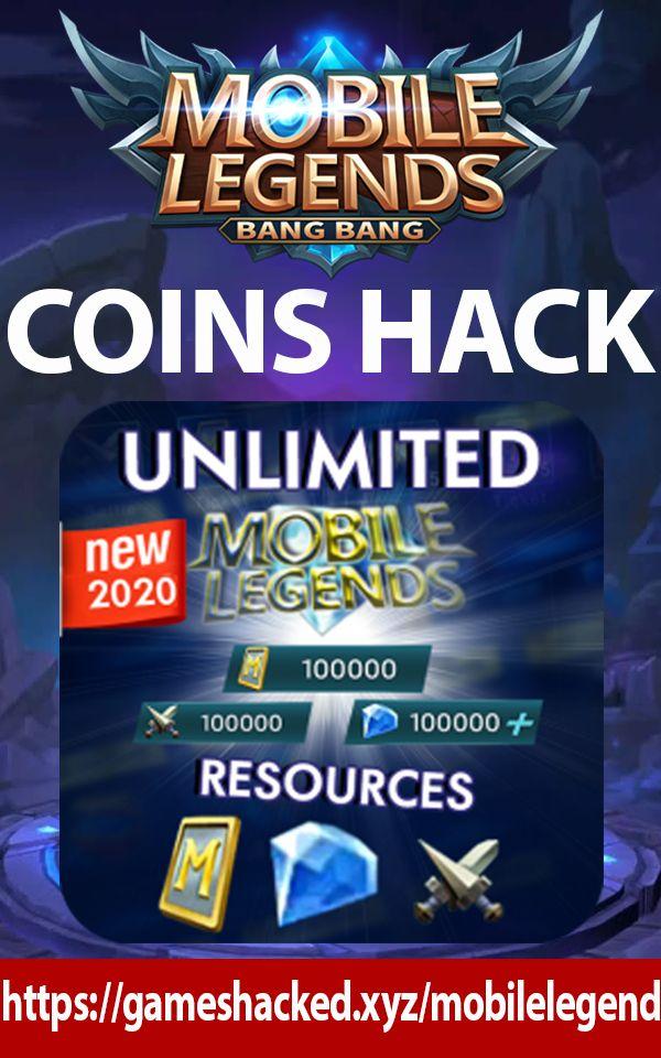 Mobile Legends Hack New Working Generator 2020 Mobile Legends The Legend Of Heroes Alucard Mobile Legends
