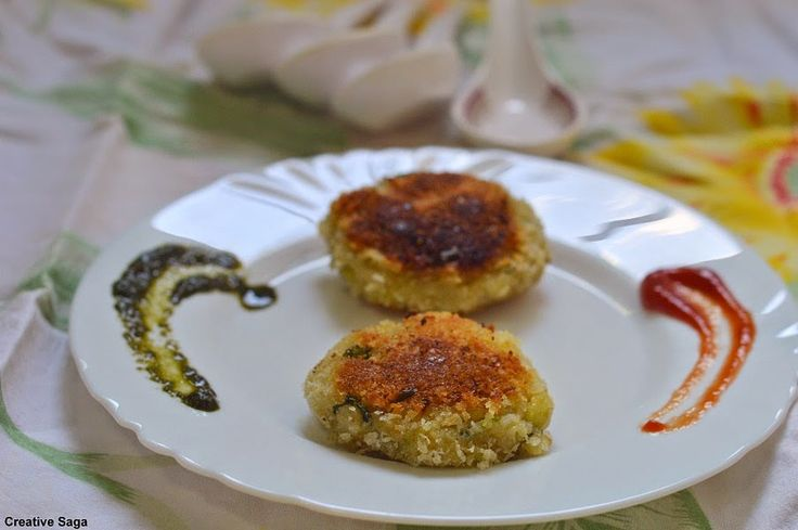 Aval cutlet recipe- Poha cutlets- Kids snack recipes - Powered by @ultimaterecipe