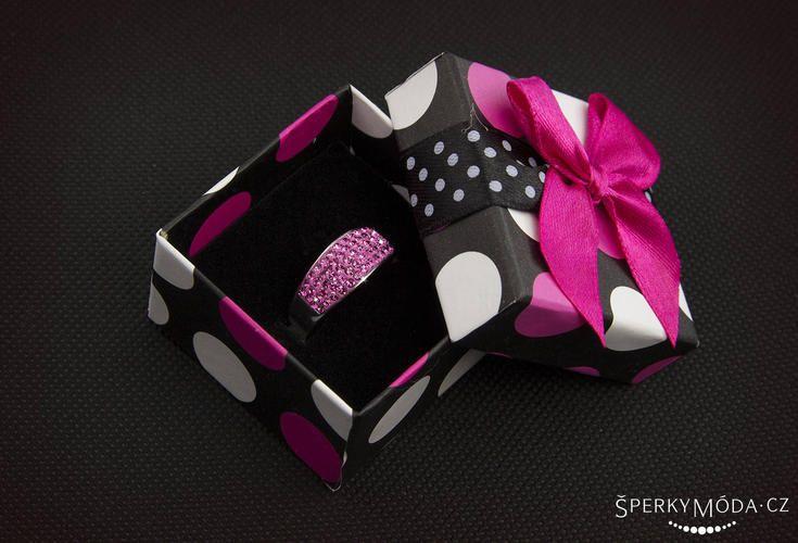 Prsten s krystaly Swarovski elements.  #sperkymoda.cz #sperky #jewellery #jewelry #fashionjewellery #bizu #ring #czech #czechgirl #prsten
