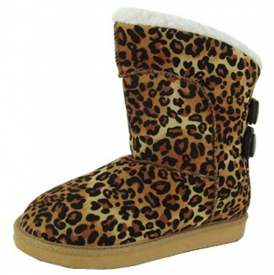 WANT!! Oakley 146 Leopard Boot