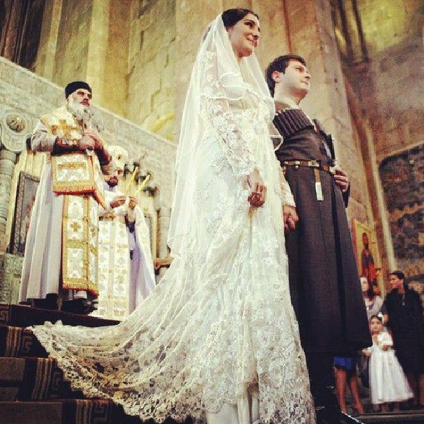 Georgian brides