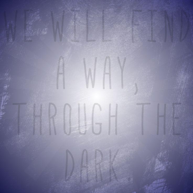 [One Direction]~ Through The Dark