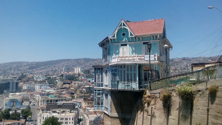 Valparaiso ,Chile