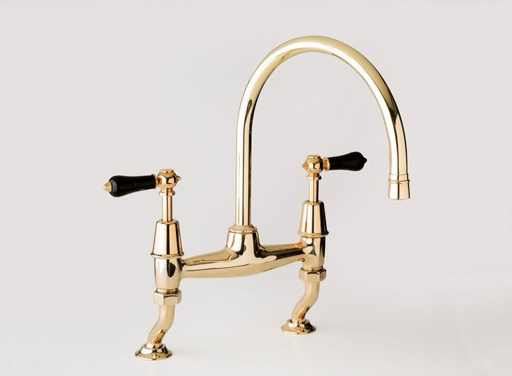 La Fontaine Noire Kitchen Mixer Tap in Kitchen Mixer Tap | Buy Online at Catchpole & Rye