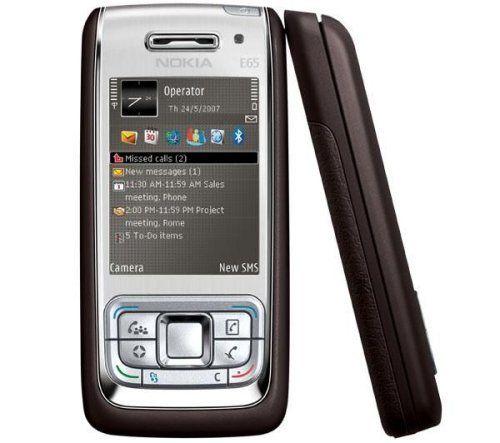 Nokia E65 Mocca Sim Free Mobile Phone - http://www.computerlaptoprepairsyork.co.uk/mobile-phones/nokia-e65-mocca-sim-free-mobile-phone