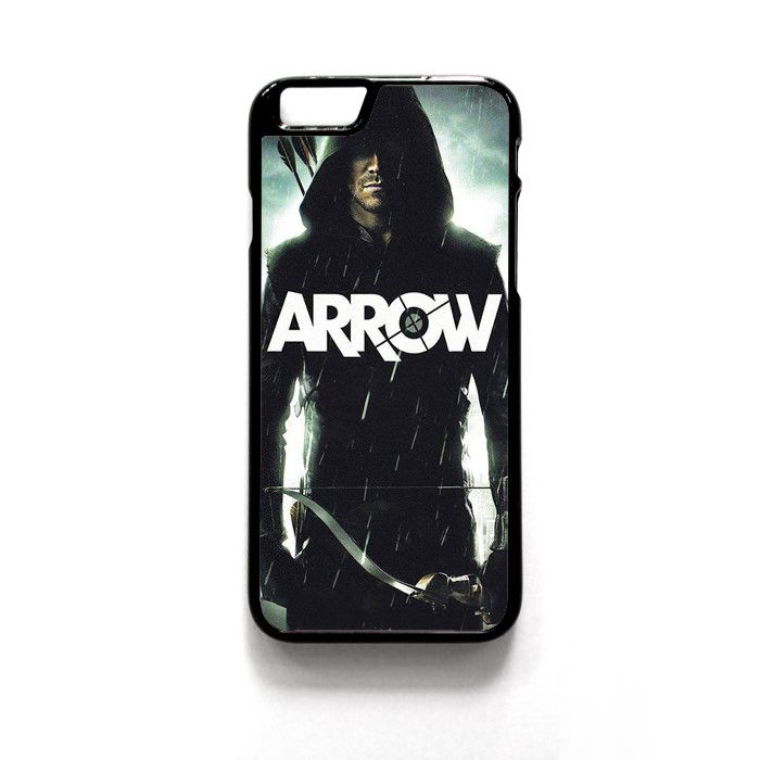 Arrow Oliver Queen Stephen Amell Wicked Town For Iphone 4/4S Iphone 5/5S/5C Iphone 6/6S/6S Plus/6 Plus Phone case ZG