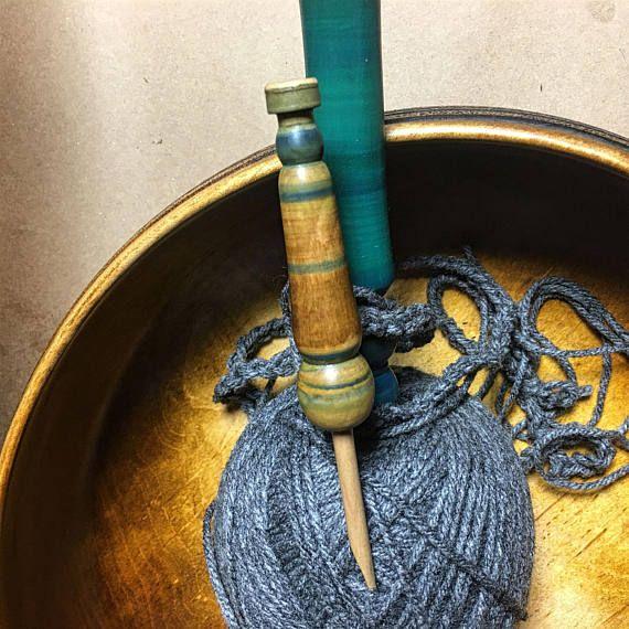 An Artistic Hook, For An Artistic Heart. Adze Woodcraft; Handcrafted, hardwood crochet hooks