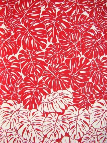 Tropical - Vermelho