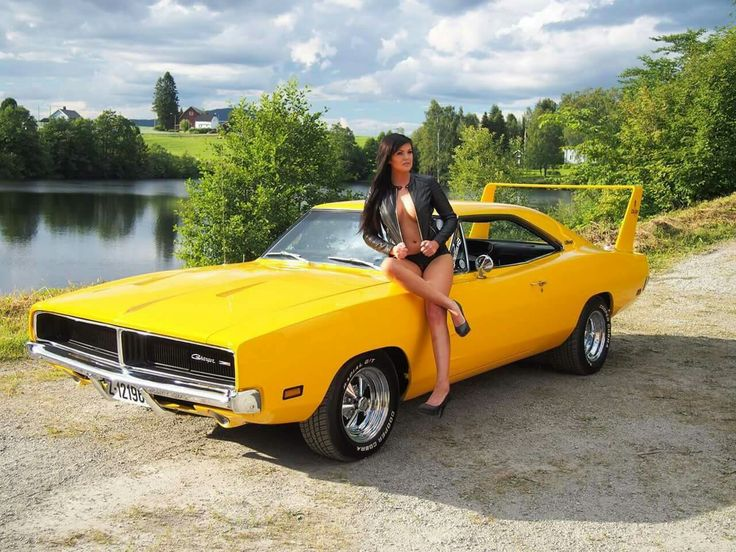 Types Of Old Muscle Cars