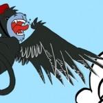 Macacos Alados?