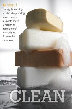 Mens Grooming // Stylist: Nissa Quanstrom, via Behance // Photographer: Thomas Dames // Art Direction: Marina Collado