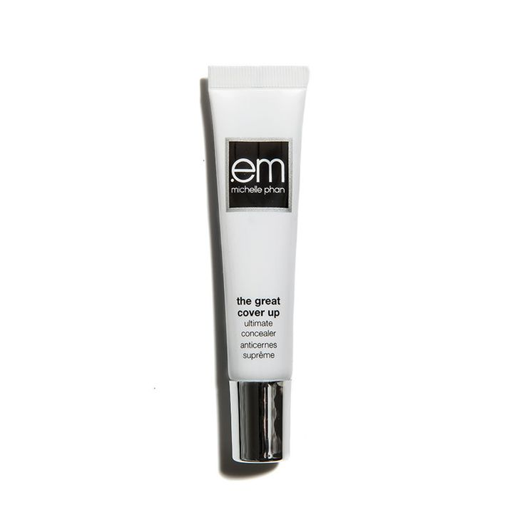 Product: the great cover up concealer in medium neutral/cool or light neutral/cool by em cosmetics   ipsy