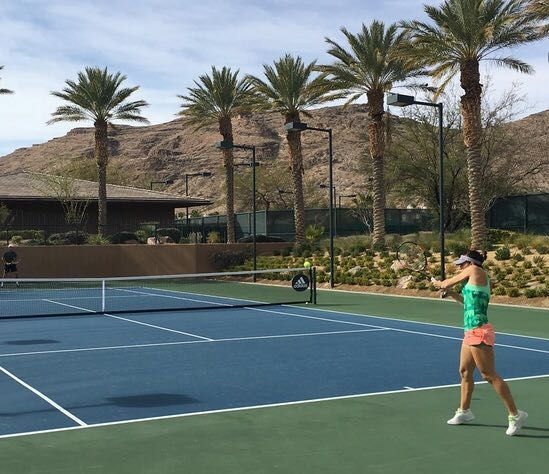 Photo shared by #tenniskeeper user. Where did you play #tennis today?