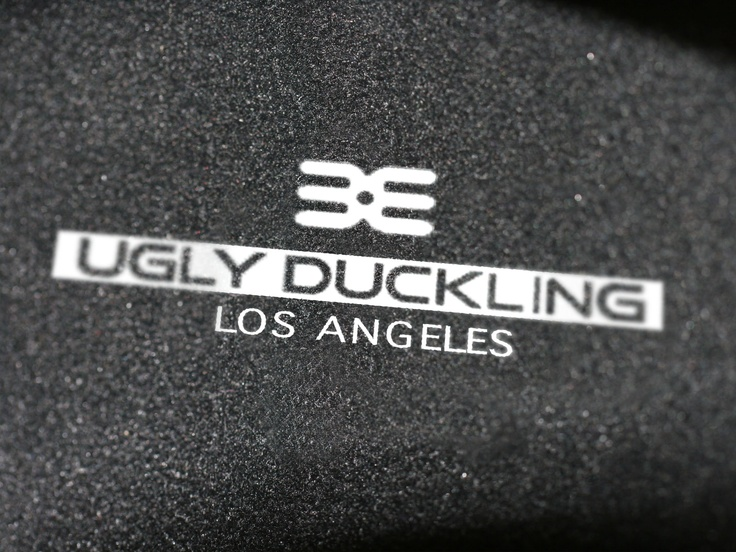 Logo Modifications for Ugly Duckling