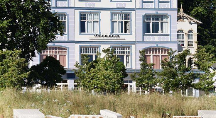 Booking.com: Hotel Germania - Bansin, Deutschland