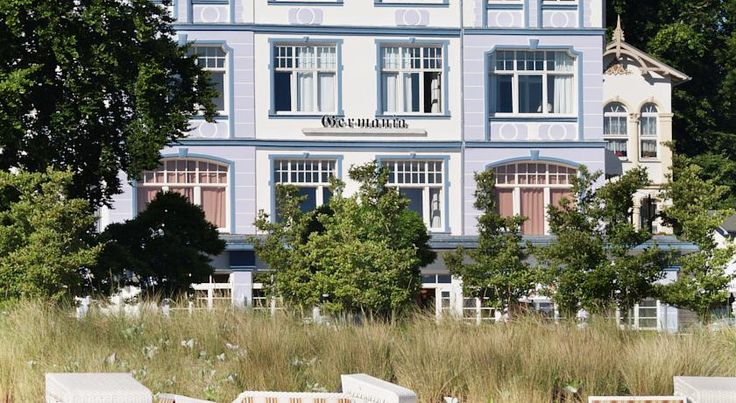 Booking.com: Hotel Germania - Bansin, Deutschland