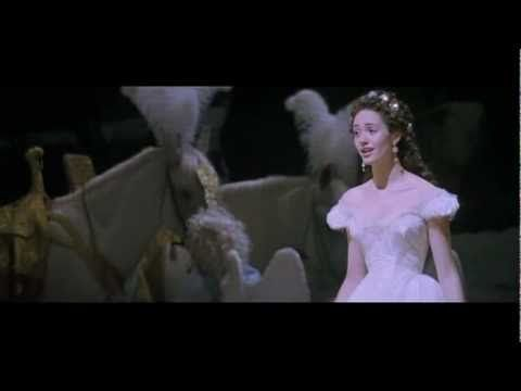Think of Me - Phantom of The Opera...<3