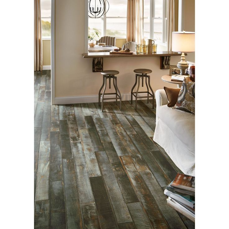 Armstrong Architectural Remnants Faux Wood Laminate