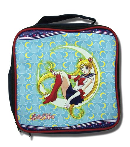 A bright new official Sailor Moon Lunch Bag! More info and shopping links here http://www.moonkitty.net/reviews-buy-sailor-moon-bags-backpacks.php