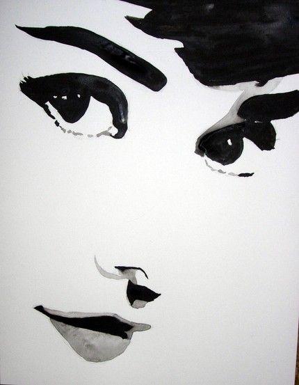 Los ojos de Audrey Hepburn