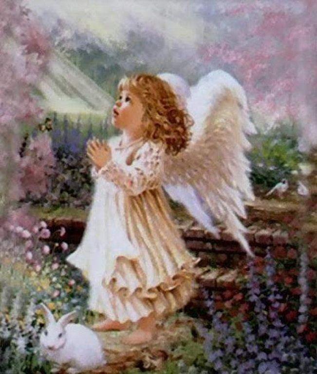 картинки анимации ангелы прости меня раза щёлкаем