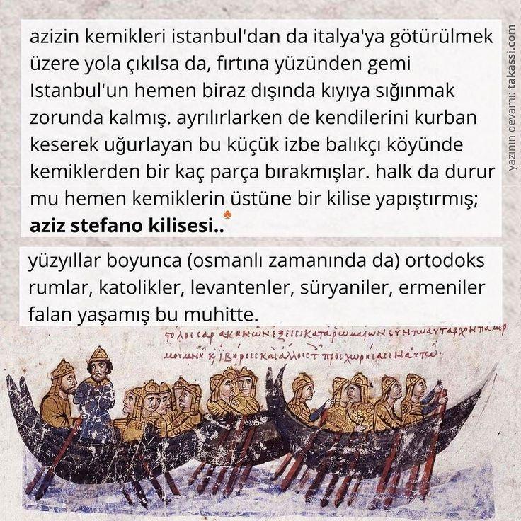 yazının devamı: http://takassi.com/sans #azizstefanokilisesi #ortodoks #katolik #levanten #takassi