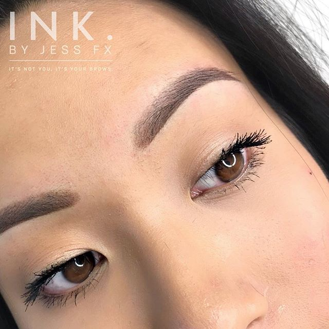 Advanced Permanent Makeup Studio Located In Kerrisdale Vancouver Services Include Microblading 3d Brows Permanent Makeup Makeup Studio No Eyeliner Makeup