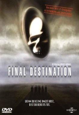 Final Destination  2000 USA,Canada      IMDB Rating 6,7 (101.665)  Darsteller: Devon Sawa, Ali Larter, Kerr Smith, Kristen Cloke, Daniel Roebuck,  Genre: Horror,  FSK: 16