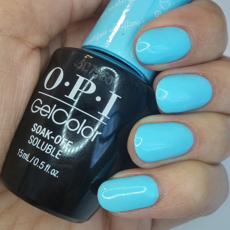 Tiffany Blue Gel Nail Polish: Best 25+ Bright Blue Nails Ideas On Pinterest