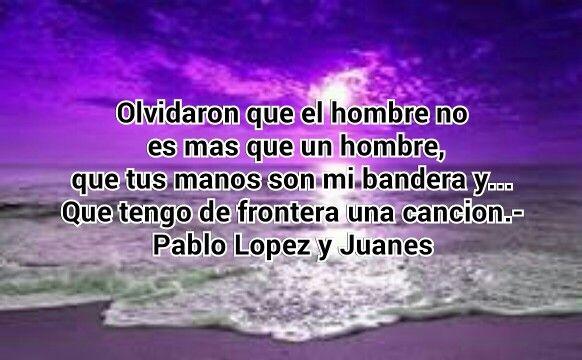 Tu enemigo.- Pablo Lopez y Juanes