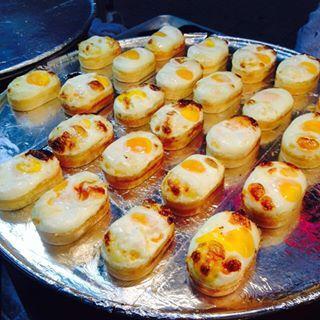 Egg Bread/ Gyeran-Bbang (계란빵) | 15 Magical Korean Street Foods You Need To Try
