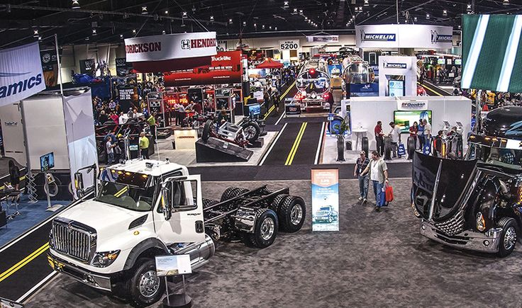 In Hall 4 on Friday and Saturday, a show favorite returns for the second year with the Driver Recruitment Pavilion. As the intensifying driver shortage continues to dominate industry headlines, the hall is sure to be packed with carriers and potential recruits, and could even change someone's career path right on the spot.