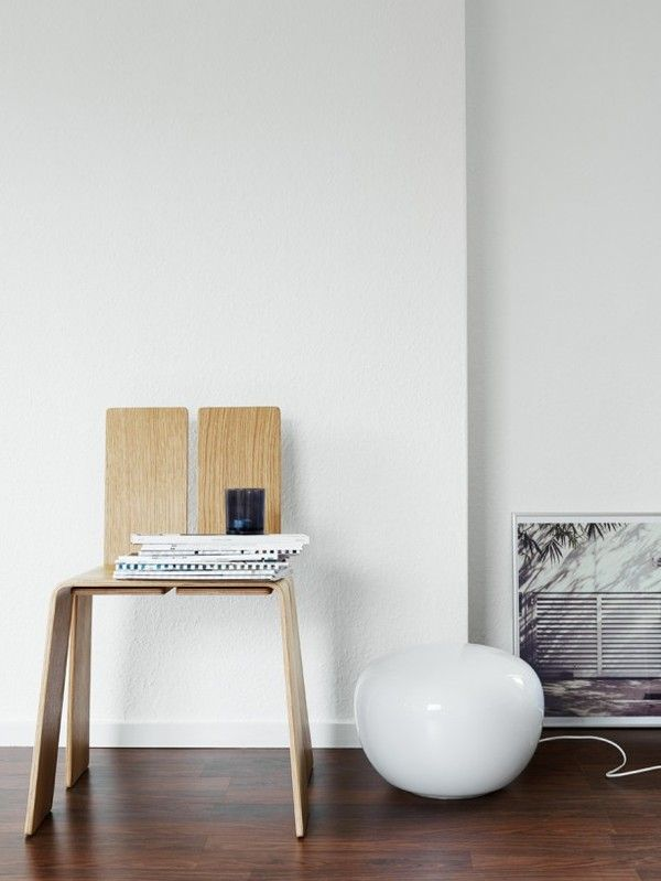 Stylist Lina Kanstrup's understated home - emmas designblogg